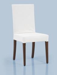 HİRA SANDALYE - Beyaz Düz Sandalye