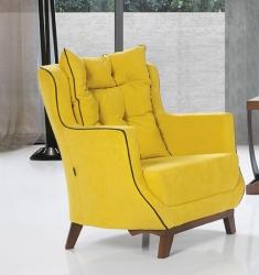 ALASOFA - Brunet Berjer Sarı
