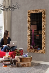 HOLYWOOD DECO - Dekoratif Wood Ayna