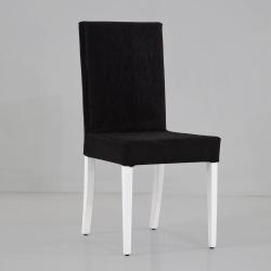 HİRA SANDALYE - Siyah Düz Sandalye