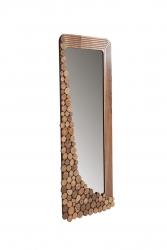 Holywood - Wood Touch Boy Aynası